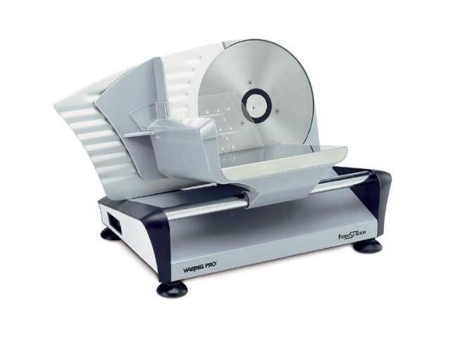 Waring Pro FS155 Professional Electric Food Slicer Manufacturer Refurbished