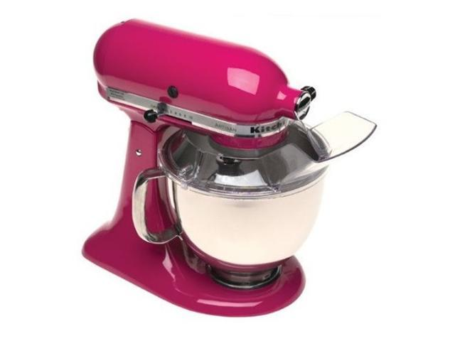 New Kitchenaid Stand Mixer tilt 5-Quart ksm150pscb Cranberry Color Artisan