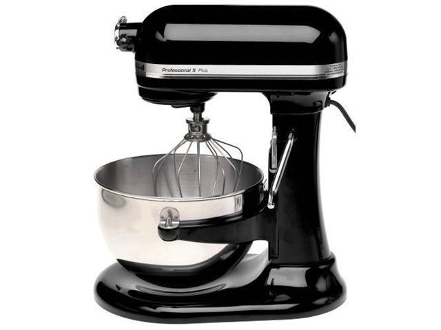 Kitchenaid Kv25goxob Professional 450 Watt 5 Plus Series Quart Bowl Lift Stand Mixer