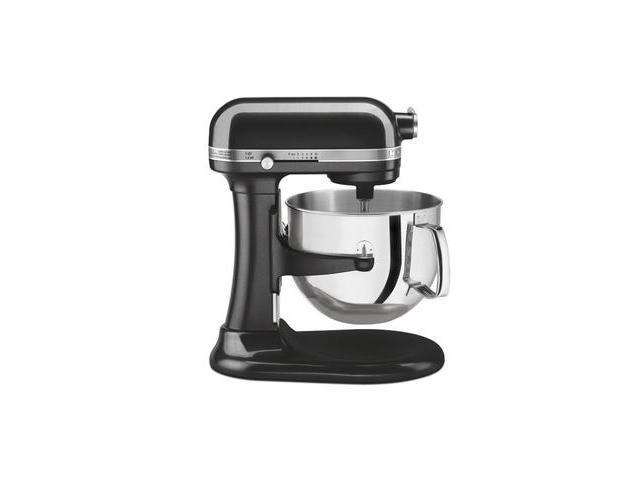 Kitchenaid rkp26m1xPM Professional 600 Stand Mixer 6 quart ALL METAL 10-SPEED Manufacturer Refurbished