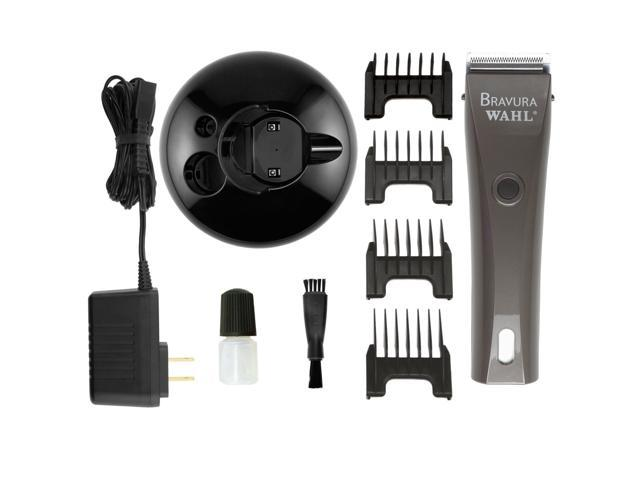 WAHL Bravura PRO Rechargeable Animal Pet Cat Dog Hair Fur Clipper NEW