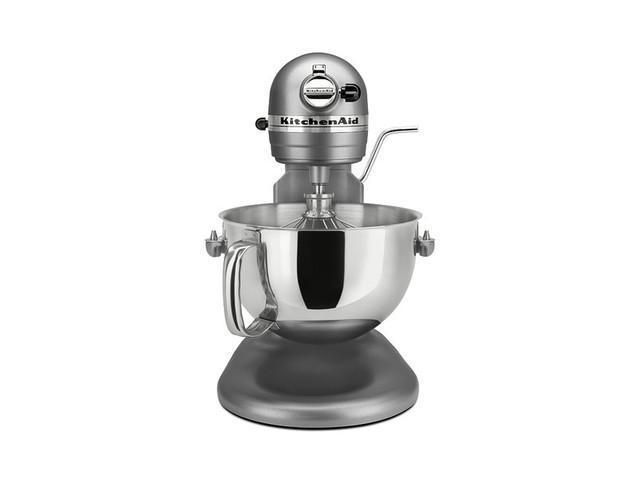 Kitchenaid Professional Heavy Duty Stand Mixer refurbished: kitchenaid pro 600 rksm6573cu stand mixer 10-speed