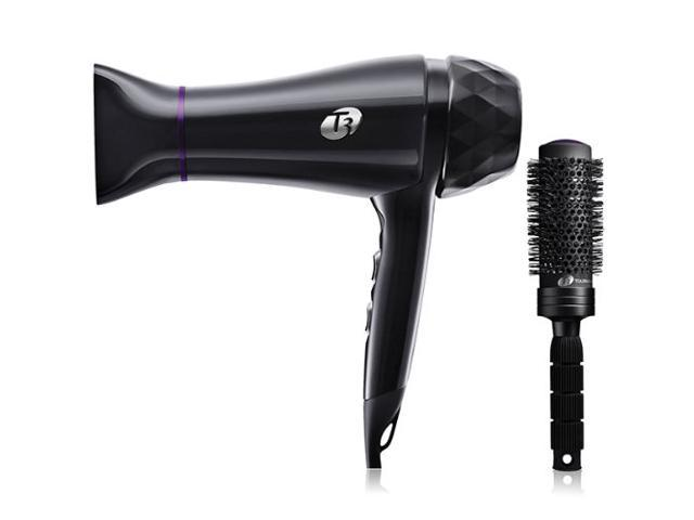 New T3 Featherweight Luxe 2i Ion Generator Hair Dryer Infrared 2 Speeds/3 Heat
