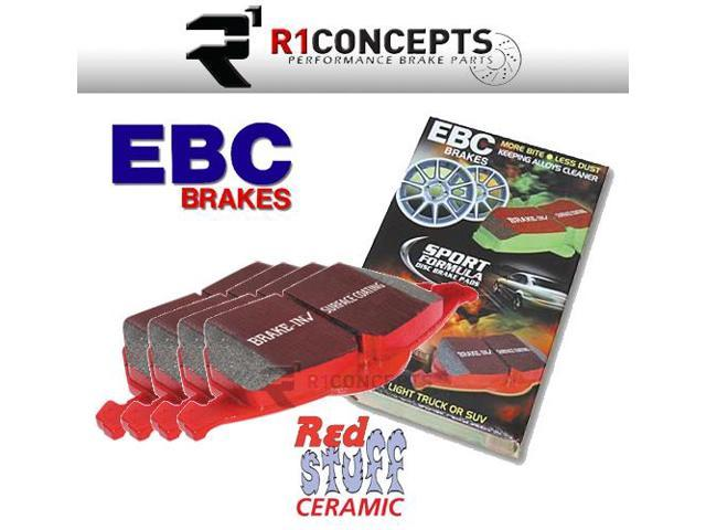 EBC Brakes EBC Redstuff Ceramic Low Dust Brake Pads