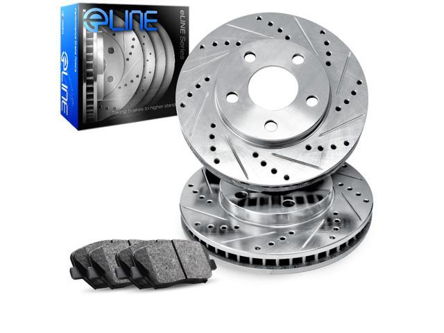 Cross Drilled/ Slotted Rotors