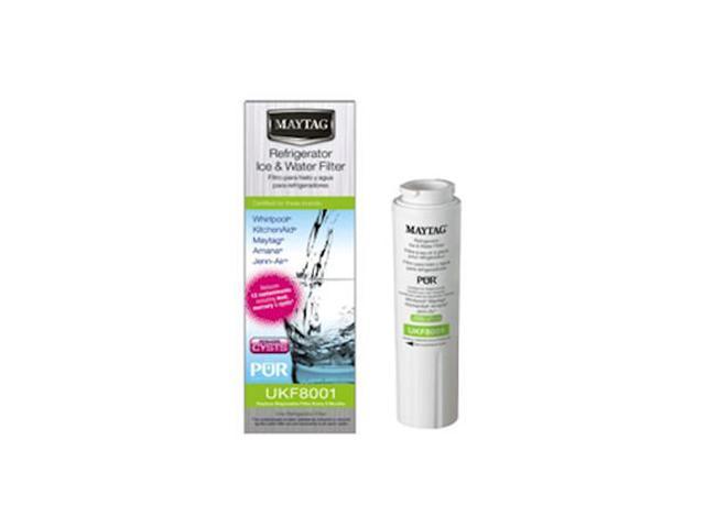 Maytag PuriClean II Refrigerator Water Filter UKF8001AXX, 1 Pack