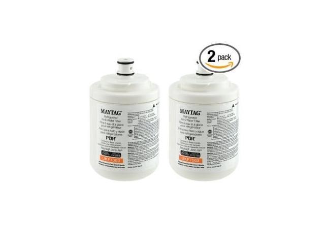 Genuine Maytag PuriClean II Refrigerator Water Filter UKF7003, 2 Pack
