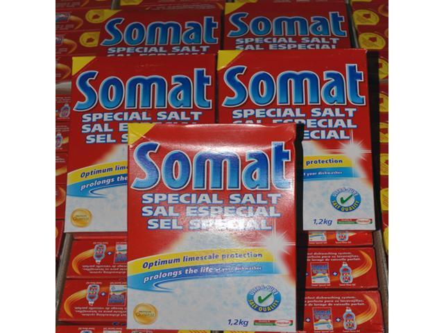 5 Box Somat Dishwasher Salt