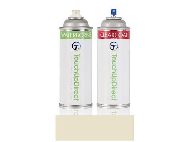 2010 Chrysler Town & Country Automotive Aerosol Spray Paint - Basic Package - Cream (Interior) T1