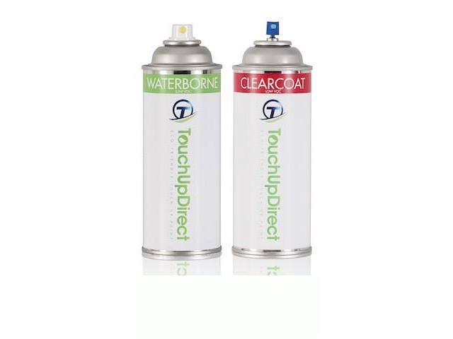 2011 Dodge Caliber Automotive Aerosol Spray Paint - Basic Package - Bright White Clearcoat PW7/GW7/W7/W12