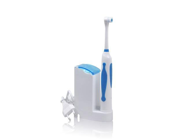 Ultrasonic Electric Toothbrush with Recharging Base