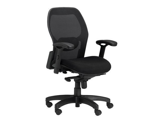 Mercado Office Chair w Mesh Back & Lumbar Panel