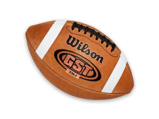 Junior Football - Wilson GST TDJ Pebbled Cover