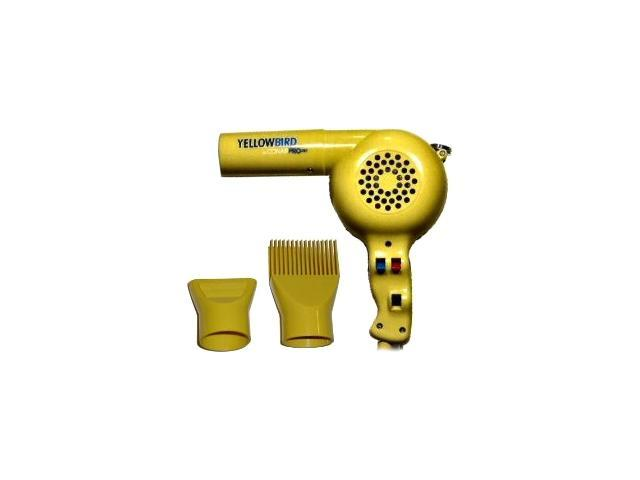 Conair Yellow Bird Hair Dryer w 8 Ft. Power Cord