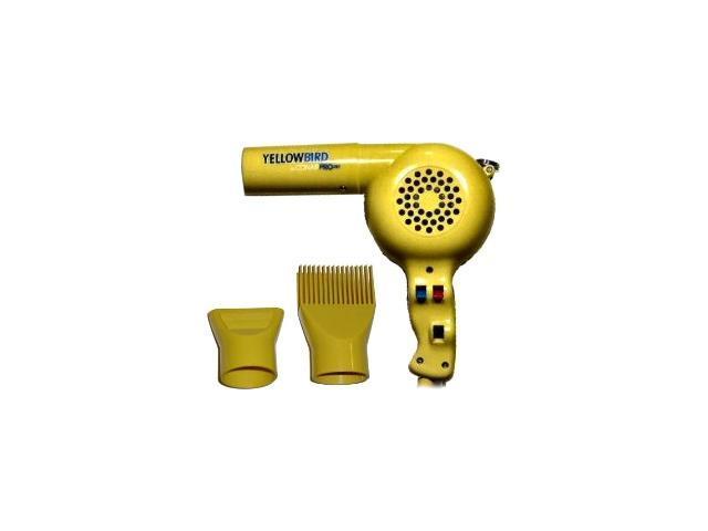 Conair Yellow Bird Hair Dryer w 8 Ft. Power Cord