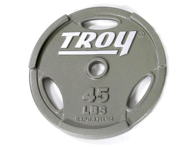 Troy Machined Grip Plate - 45 lbs.