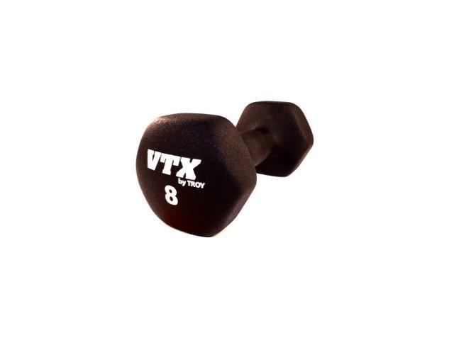 Troy Barbell VTX Neoprene Dumbbell - 8 lbs.