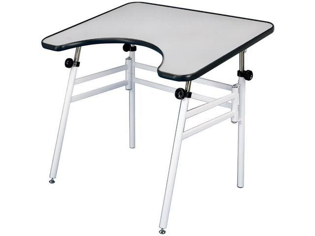 Folding Reflex Table With Telescoping Legs