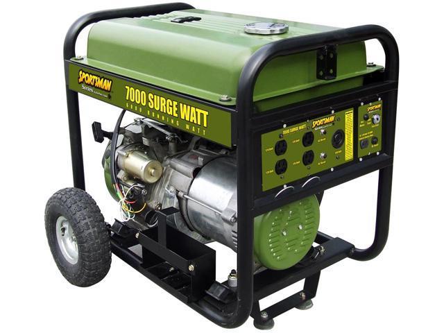 7000W Portable Generator