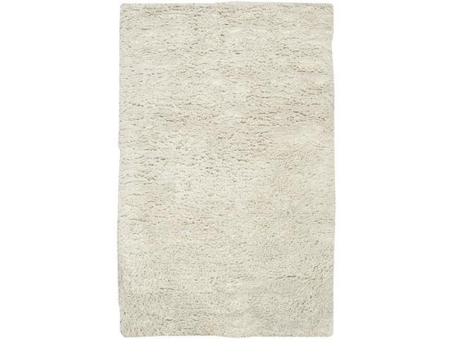 Ashton Hand-Woven White Wool Rug - ASH-1300 (2 ft. x 3 ft.)