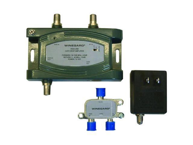 Bi-Directional Amplifier