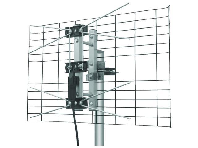 Directv-Approved 2-Bay Uhf Outdoor Antenna