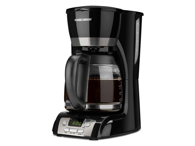 Black And Decker Coffee Maker Accessories : Black and Decker 12-Cup Coffee Maker-Newegg.com