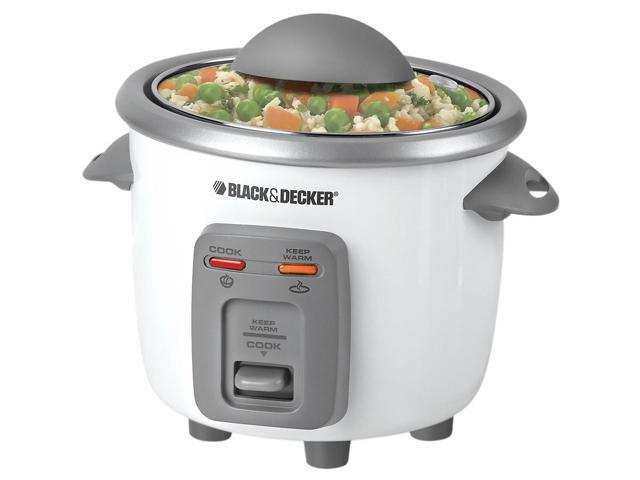 Black and Decker 3-Cup Rice Cooker