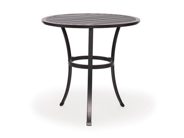 San Michele Round Bar Table