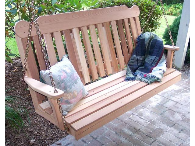 Classic Porch Swing (Medium)