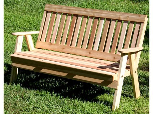 Countryside Garden Bench (Large)