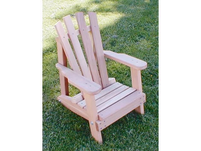 Wide Slat Adirondack Chair