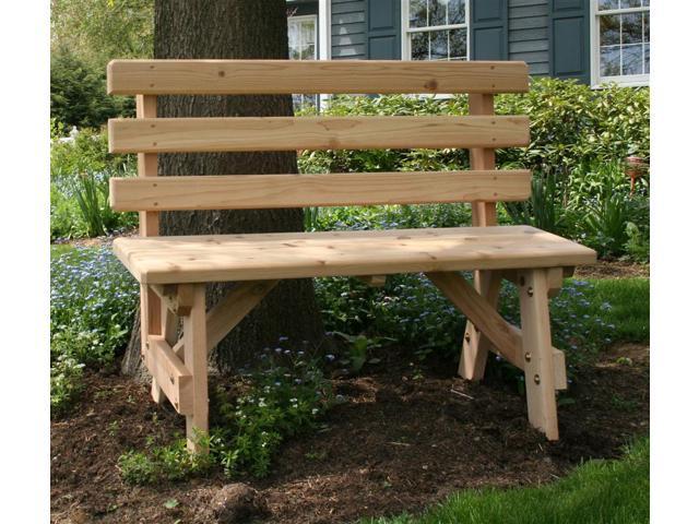 Ladderback Bench (Large)