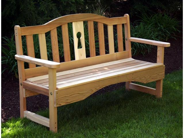 Keyway Garden Bench (Small)