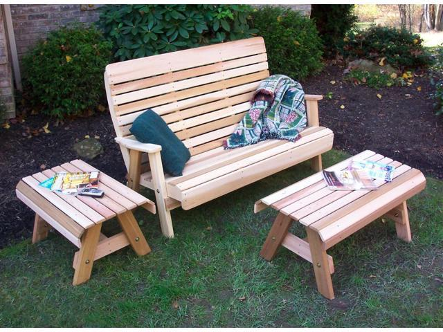 Twin Ponds 3 Pc Patio Set