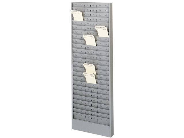 Adjustable Jumbo Time Card Rack