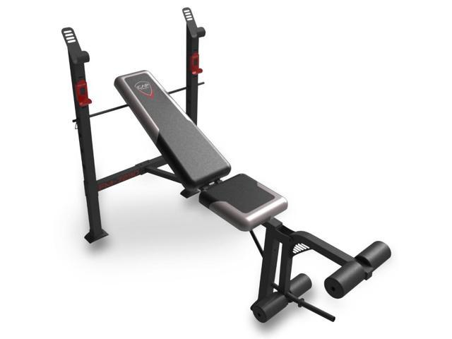Standard Weight Adjustable Bench
