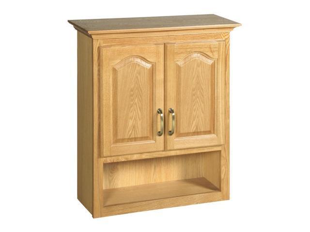richland 2 door bathroom wall cabinet