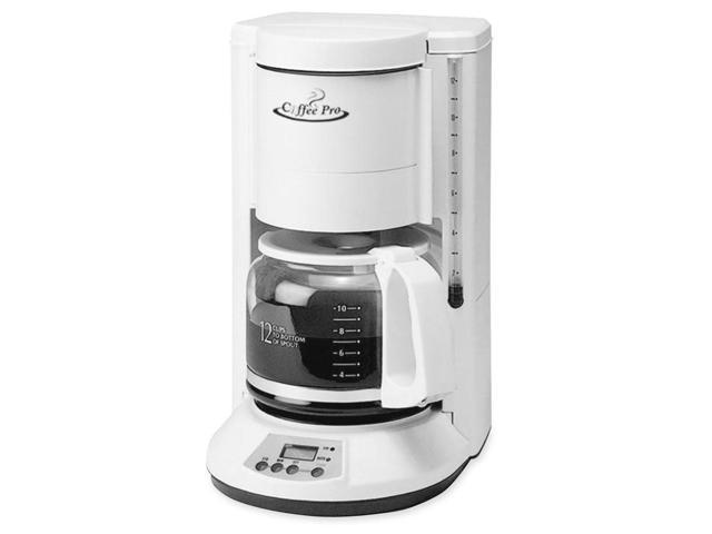 Coffeepro Automatic Coffeemaker, 12-Cup, 8
