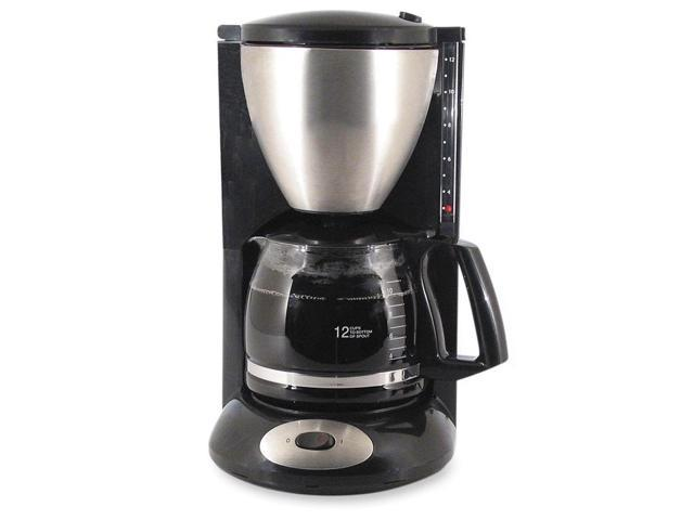 Coffeepro Coffeemaker, 12-Cup, 8