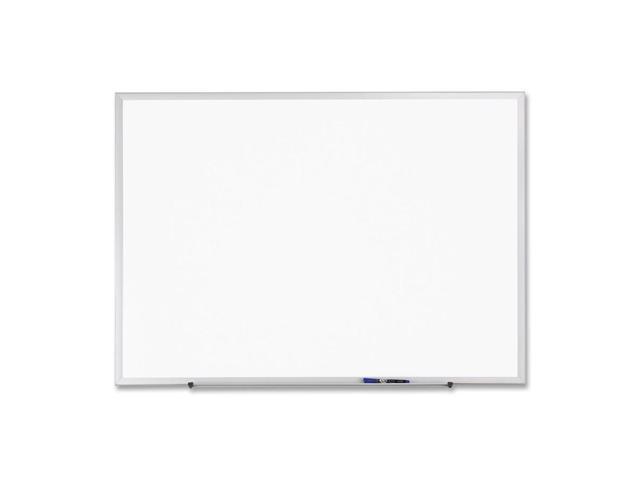 Quartet Marker Board, 8'X4', Aluminum Frame
