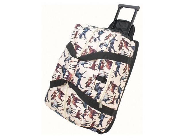 Classic Good Times Rolling Duffel Bag