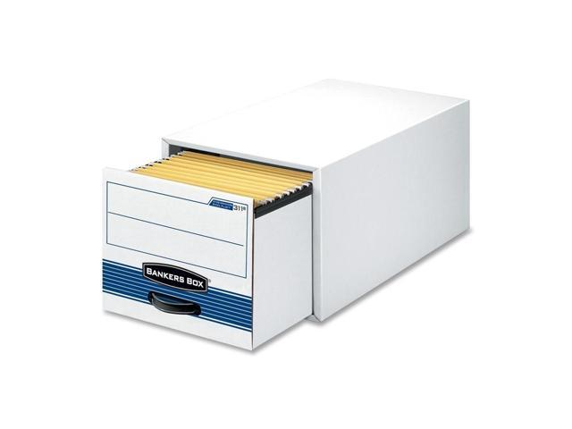 "Fellowes, Inc Stor/Drawer Plus File,12-1/4""X23-1/2""X10-3/8"",6/Ct,We/Be"