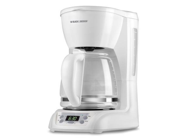 Black and Decker 12-Cup Programmable Coffeemaker