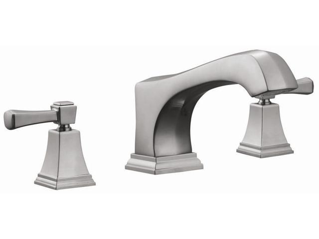 Torino Roman Tub Faucet W Sprayer