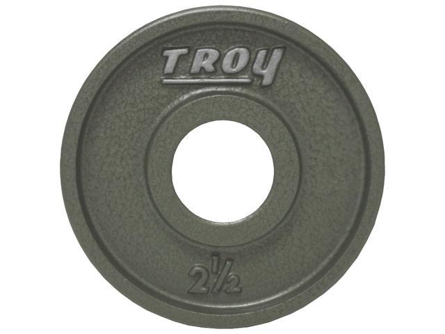 Troy Premium Olympic Weight Plate (25 lbs.)