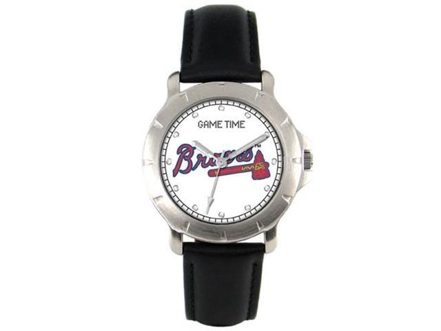 atlanta braves mens leather band players newegg