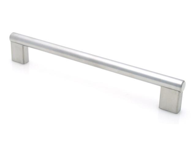 Stainless Steel Rectangular Pull (6.3 in.)