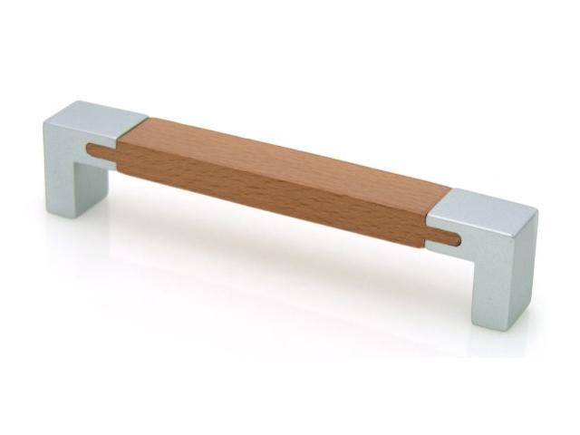Wood and Metal Bench Pull (Set of 10)