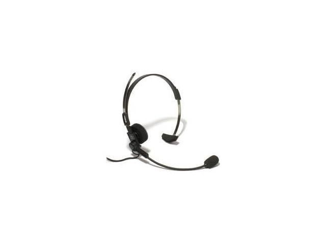 Motorola 53725 Headset - Over-the-head - Black